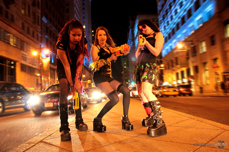 Neon Nights - Girls in Action
