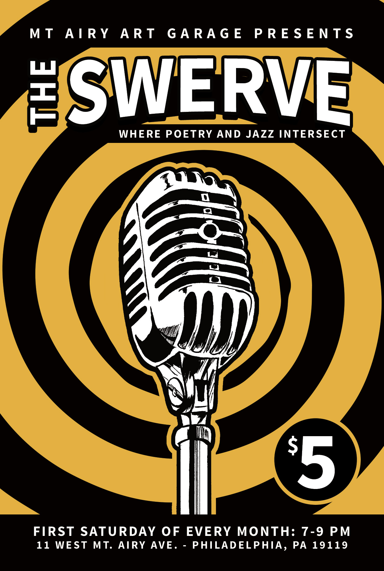 The Swerve Flyer